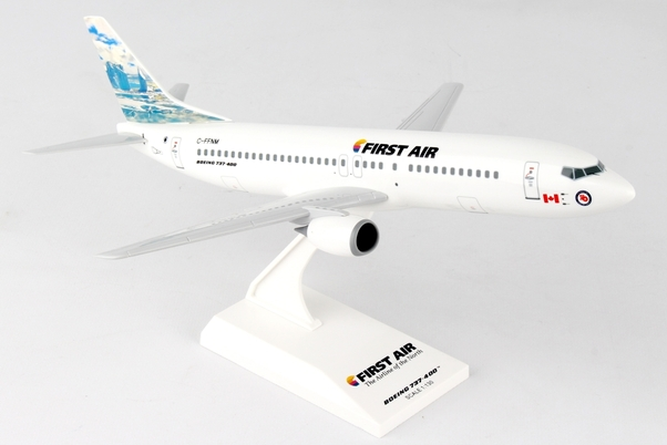 - 1/130 First Air 'Iceberg' 737-400 £40.00