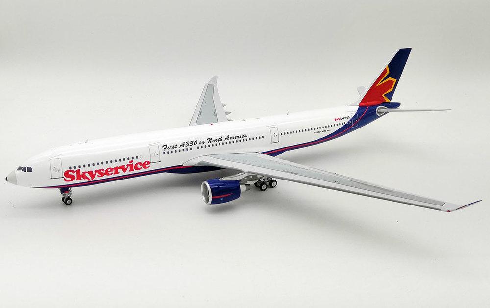 - 1/200 Skyservice A330-300 C-FBUS £105.00