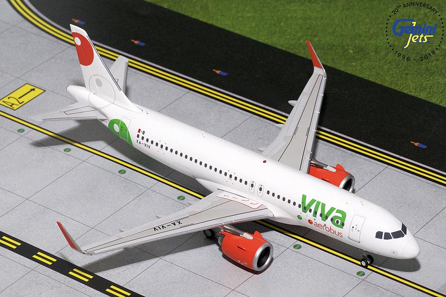 - 1/200 Viva Aerobus A320neo XA-VIV £85.00