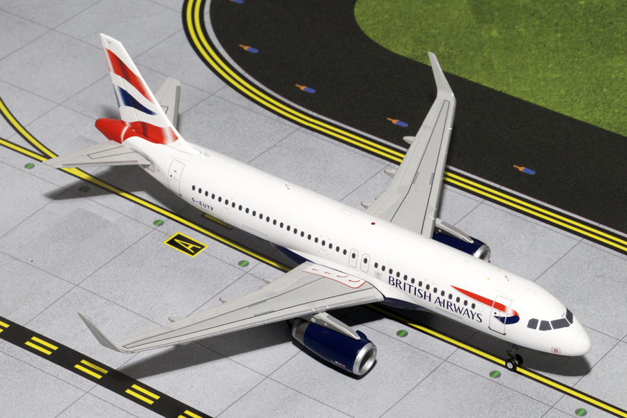 - 1/200 British Airways A320 G-EUYV £75.00