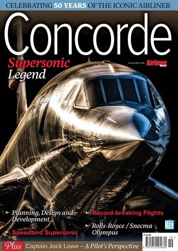 - Concorde - Supersonic Legend £5.99