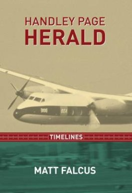 - Handley Page Herald £12.99