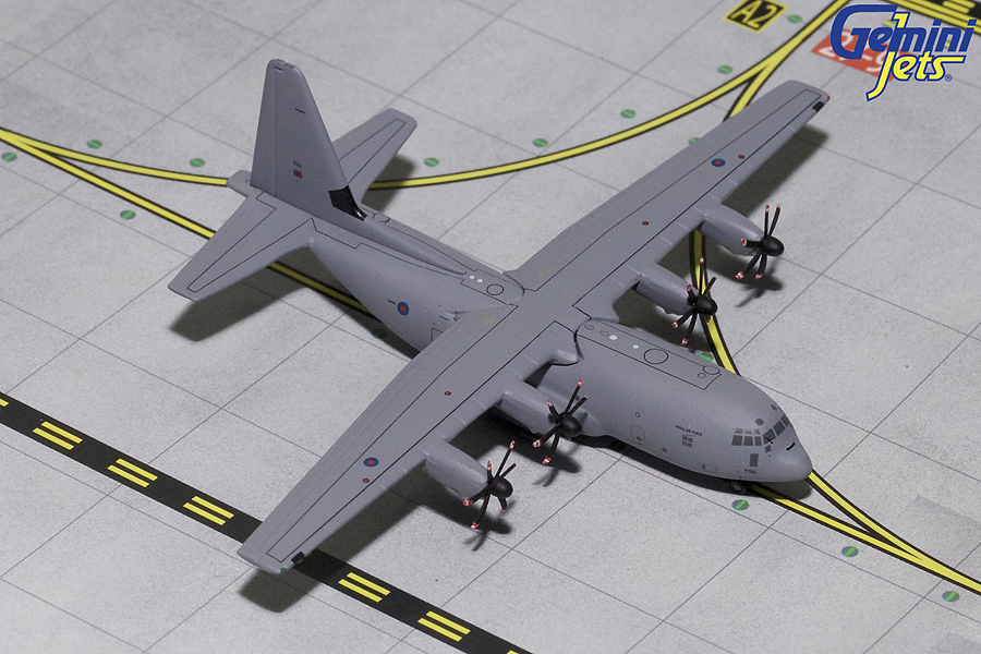 - 1/400 Royal Air Force Lockheed C-130J 'Hercules'£40.00