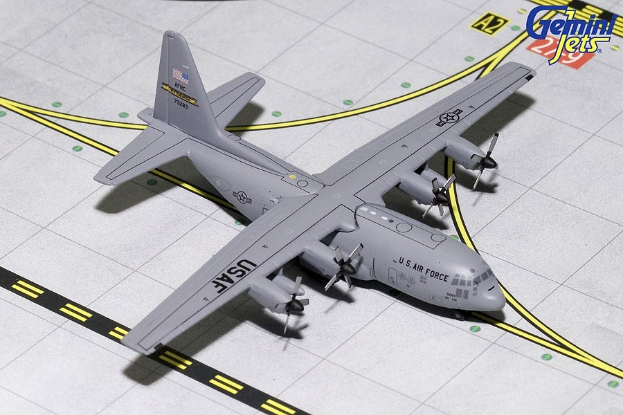 - 1/400 Lockheed C-130JH 'Pittsburgh'£40.00