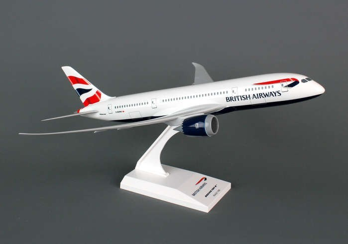 - 1/200 British Airways 787-8 G-ZBJA £45.00