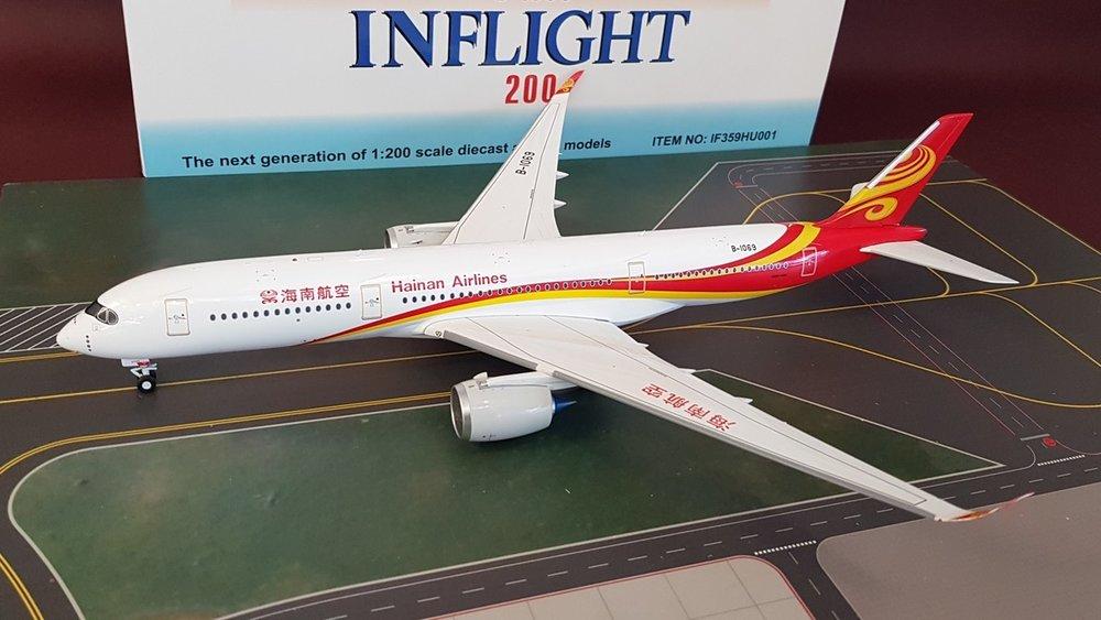 - 1/200 Hainan Airlines A350-900 B-1069 £105.00