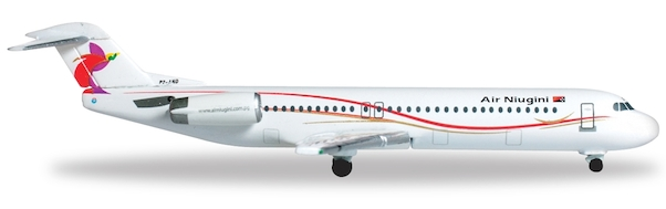 - 1/500 Air Nuigi Fokker 100 P2-AND £22.00