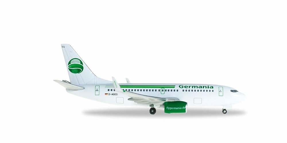 - 1/500 Germania 737-700 D-AGEQ £22.50