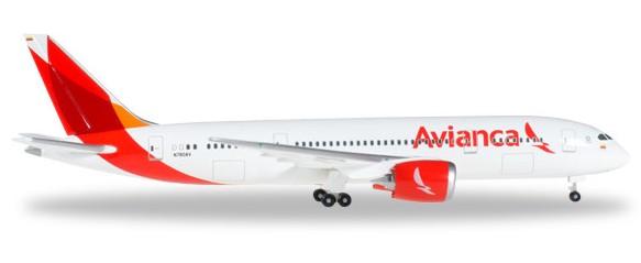 - 1/500 Avianca 787-8 Dreamliner N780AV £32.00