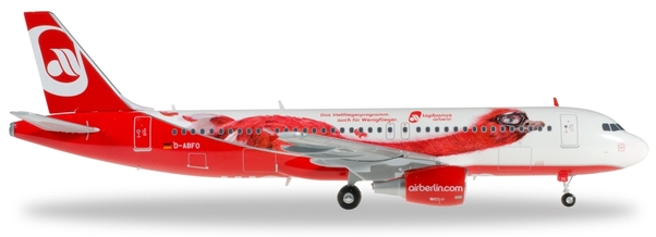 - 1/200 Air Berlin A320 'Top Bonus' D-ABFO£57.00