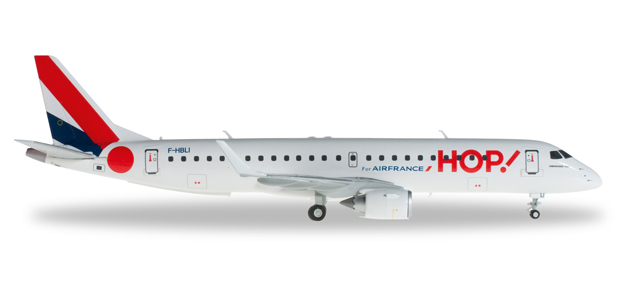- 1/200 HOP Air France Embraer E190 F-HBLI£55.00