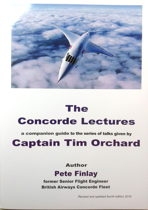 - The Concorde Lecturers £19.95