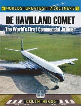 - De Havialland Comet £15.99