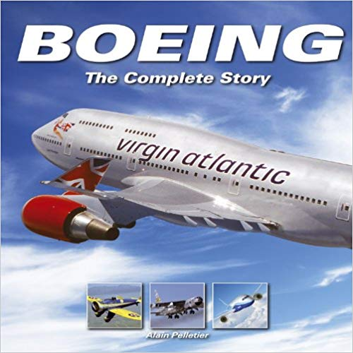- Boeing - The Complete Story £15.00