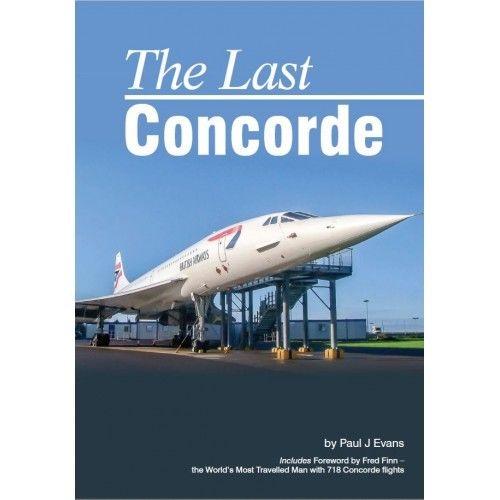 - The Last Concorde £15.00