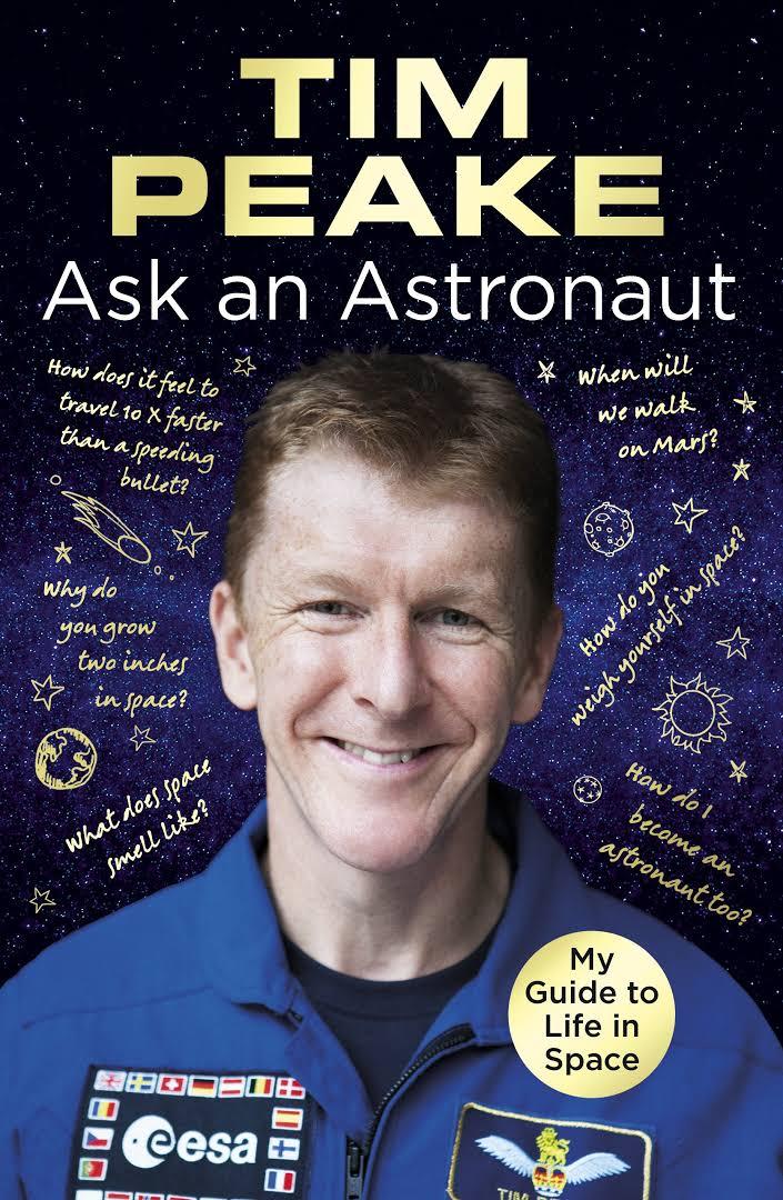 - Ask An Astronaut (Hardback) £20.00