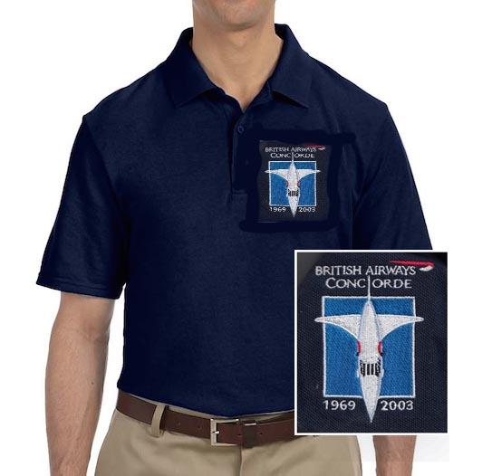 - Concorde Polo T-Shirt £25.00