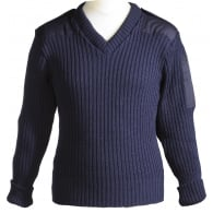 - Pilots V-Neck Jumper £35.00