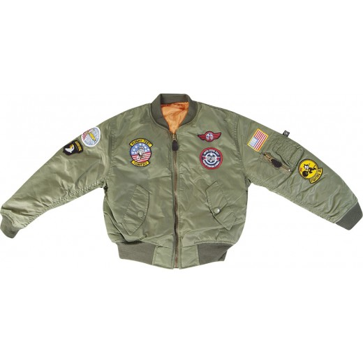 - Childs Flight Jacket £40.00
