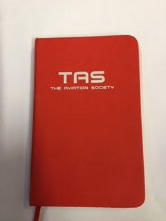 - TAS Notebook - perfect for logging those Registration numbers!£5.00