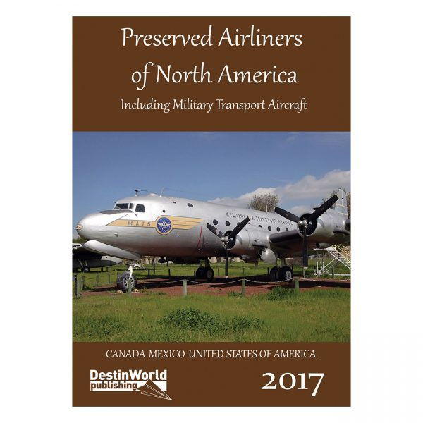 - Preserved Airliners of North America £9.99