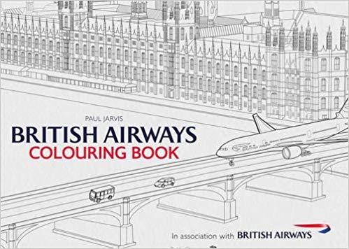 - British Airways Colouring Book £12.99