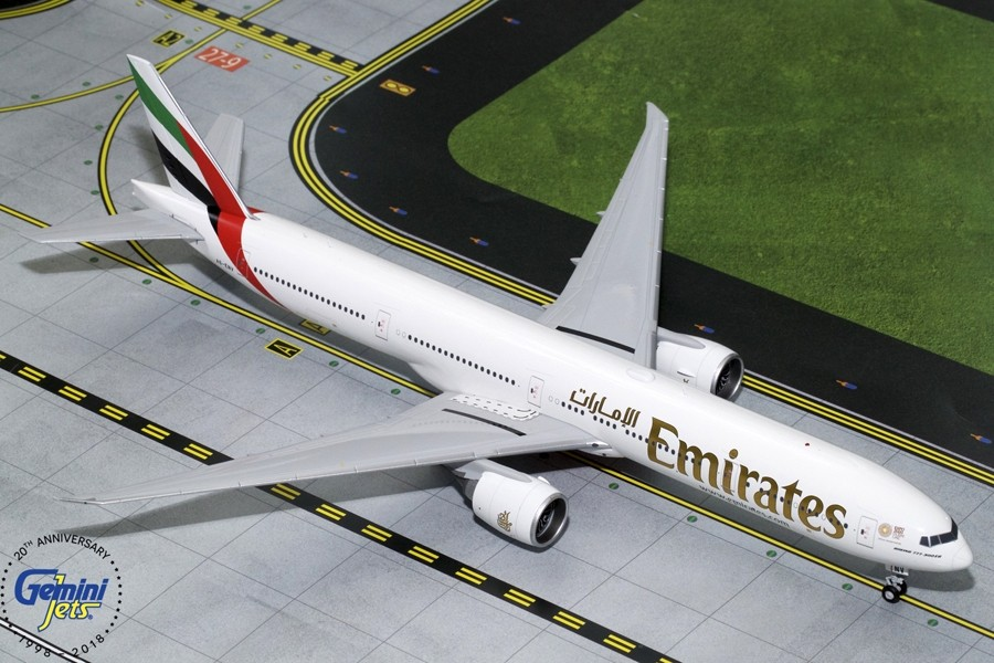 - 1/200 Emirates 777-300ER EXPO 2020 A6-ENU£125.00