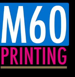 M60 Printing - I have used M60 prining for fliers, business cards, t-shirts, stickers and more.They are extremely professional and take all the hassle out of the design and print process.To find out more take a look at their website here