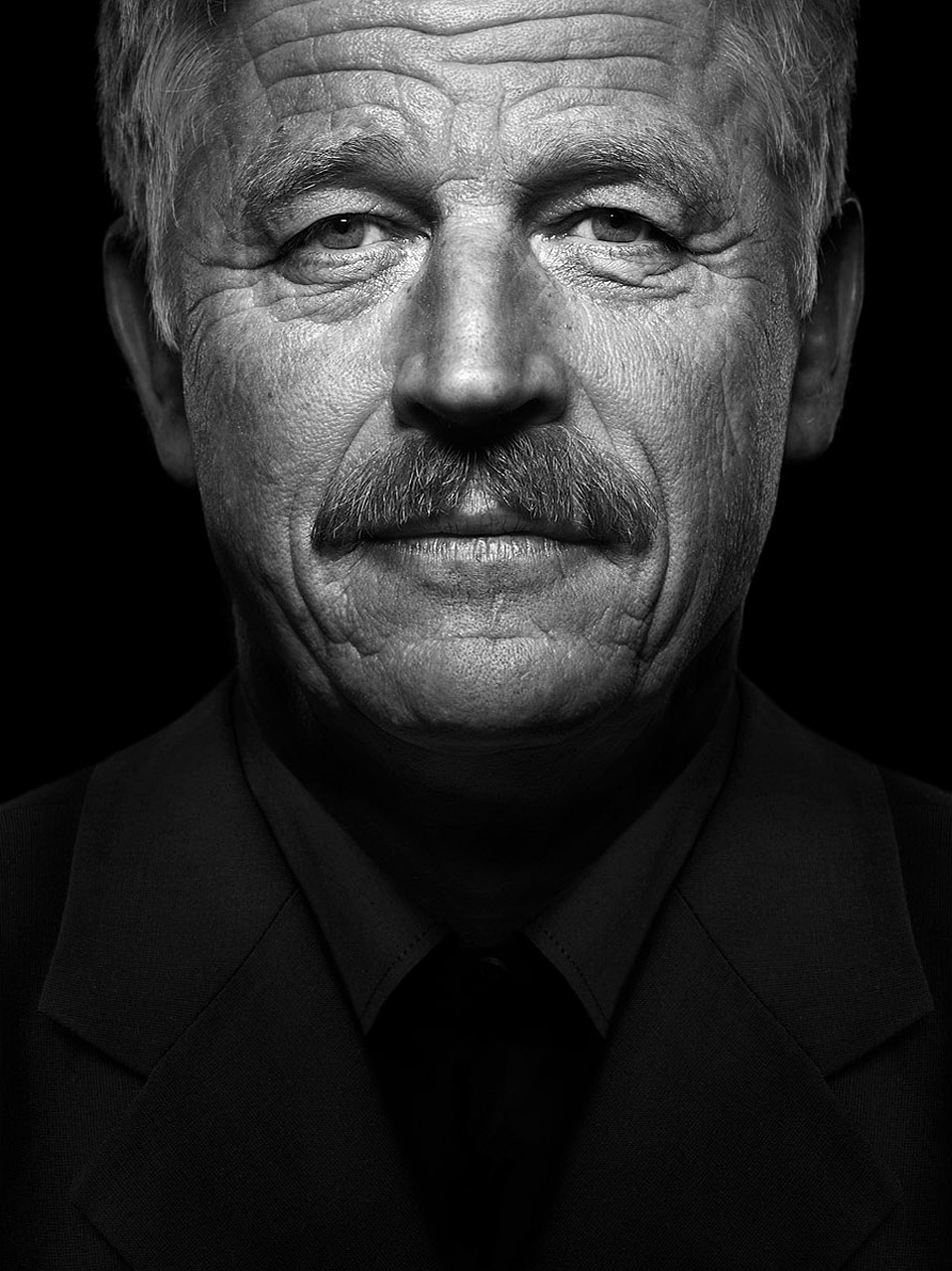 Portrait von Benedikt Weibel