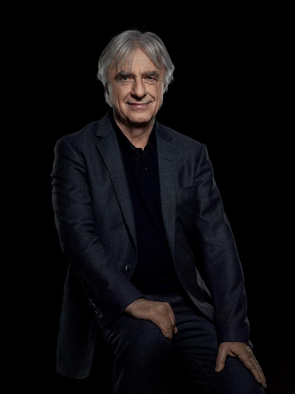 Portrait von Emil Steinberger