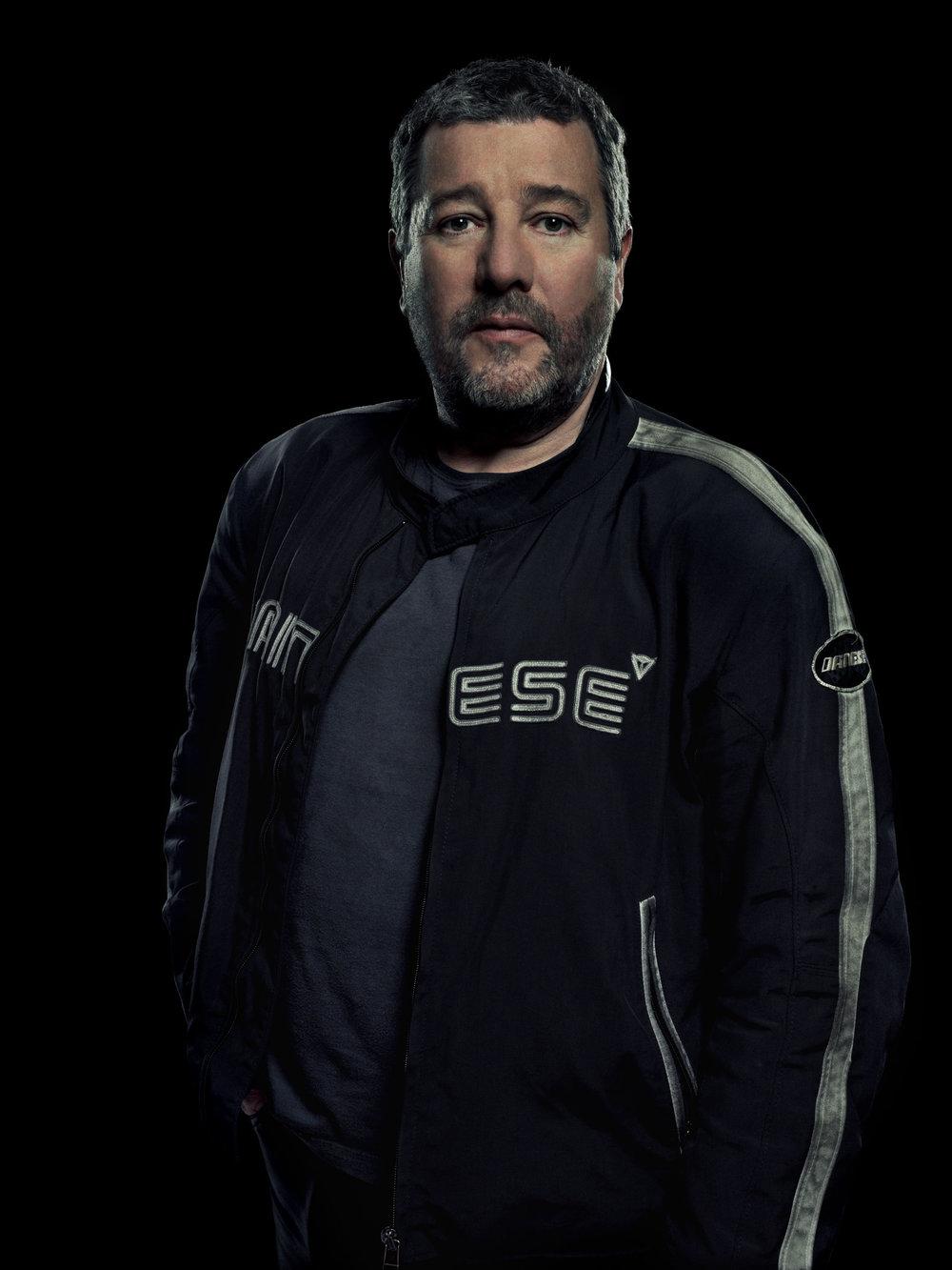 Portrait von Philippe Starck