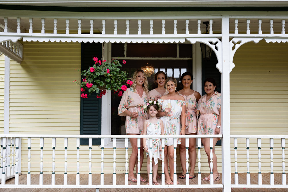 Bridal party beauties!