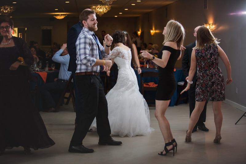 Dance all night long inside the Riverside Room!