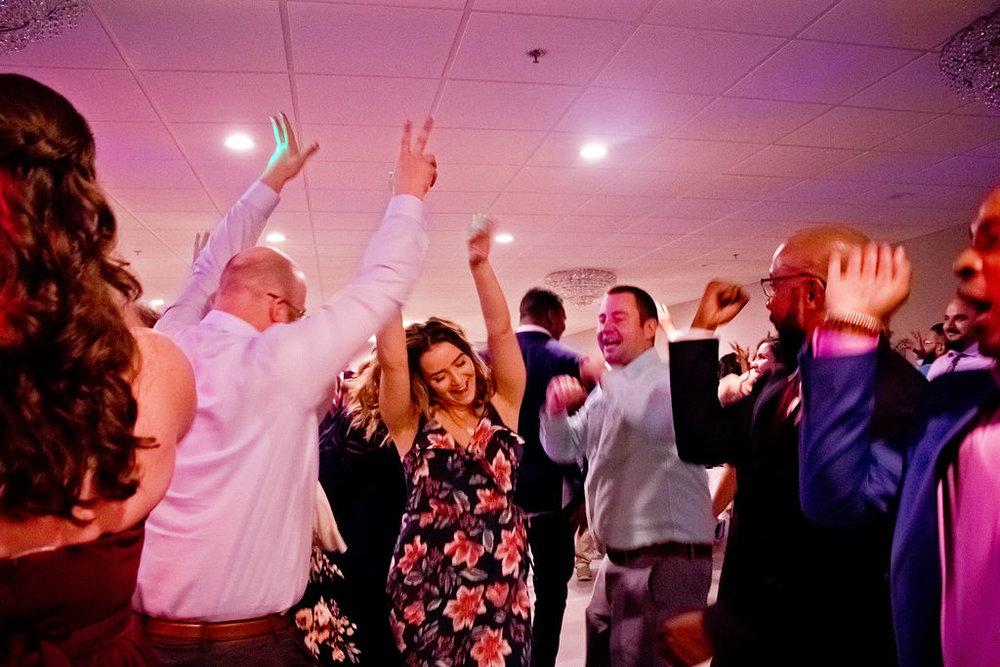 Wedding guest fun!