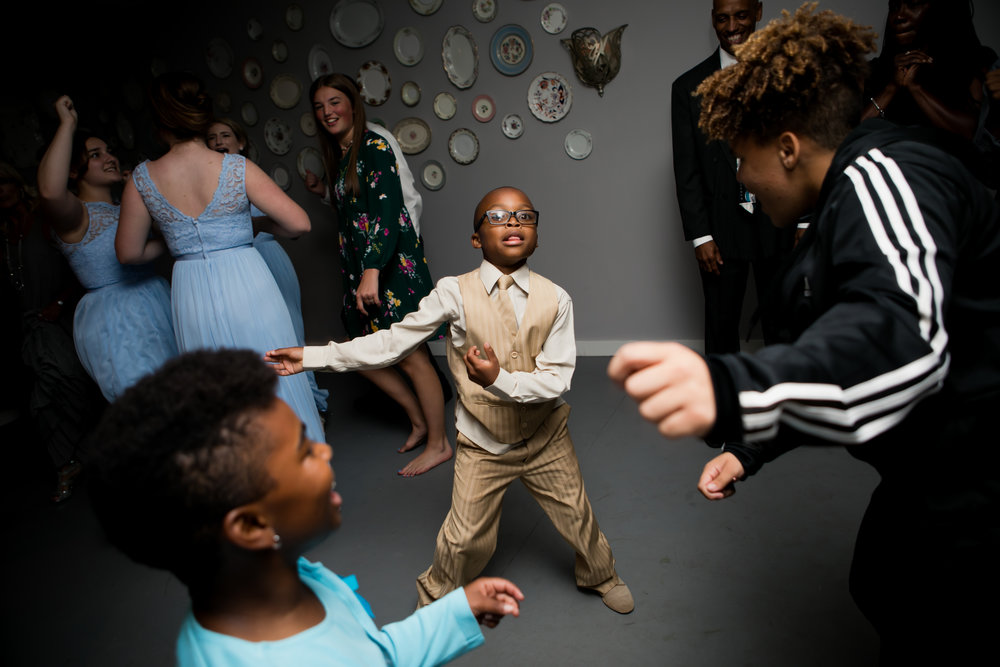 Yes! We are a kid friendly venue!