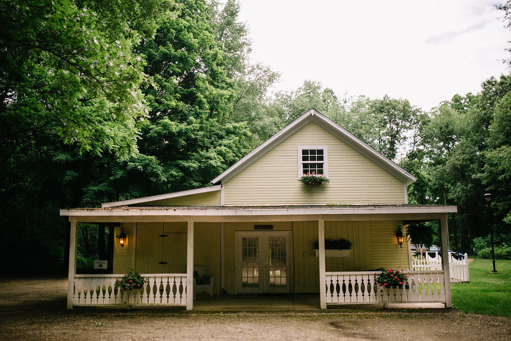 The Wedding Cottage