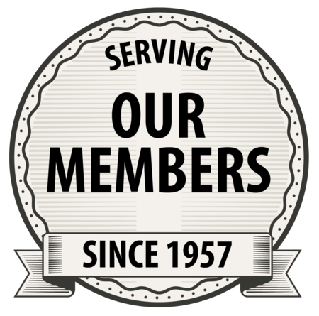 Serving our members since 1957