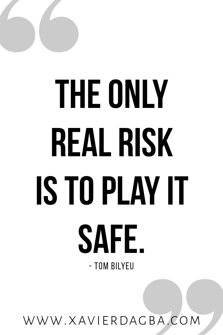 Take more risks | motivational & inspirational quote
