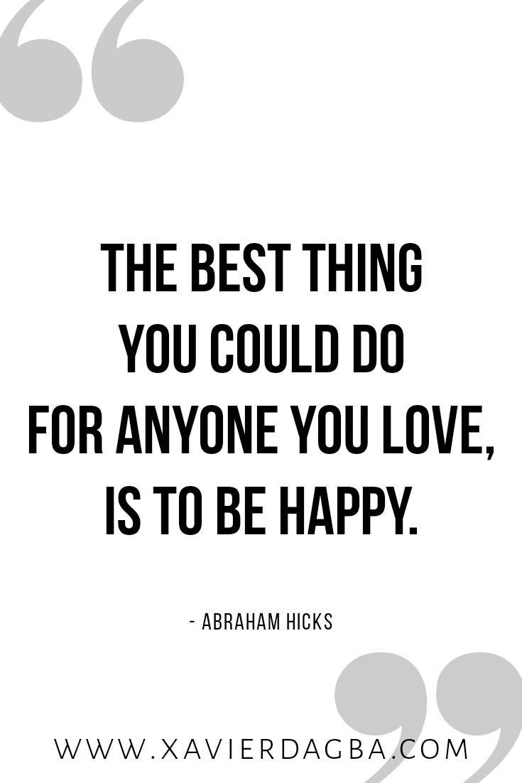 Just be happy | motivational & inspirational quote