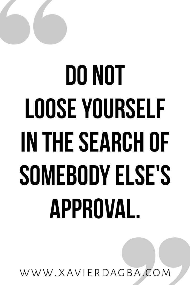 Be your own self | motivational & inspirational quote