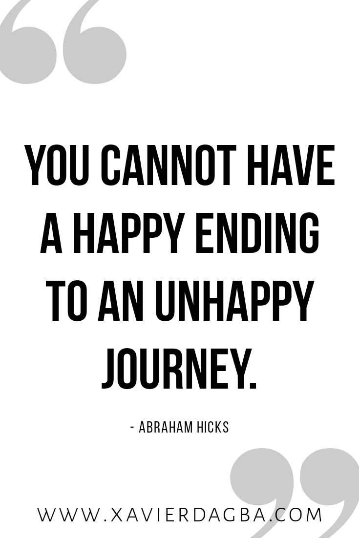 Enjoy the journey | motivational & inspirational quote