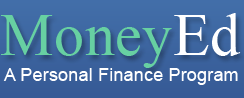 Money ed, a personal finance program