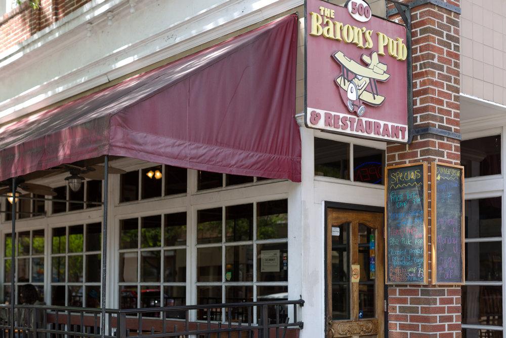 Baron's Pub ~ Portsmouth