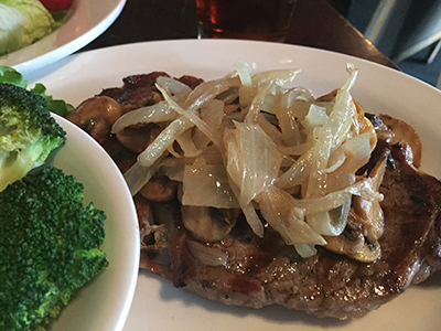 RIBEYE STEAK *