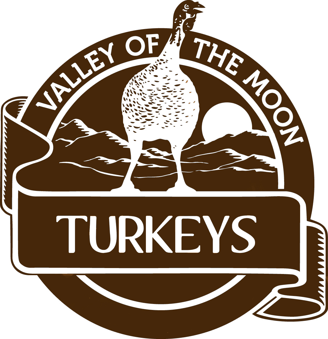 Valley of the Moon Turkeys