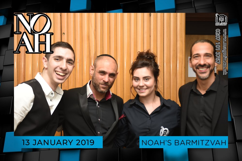 Omri and Noam joined Amanda and myself (Dror) for a cheeky photo-magnet - thanks Lauren for taking the picture!