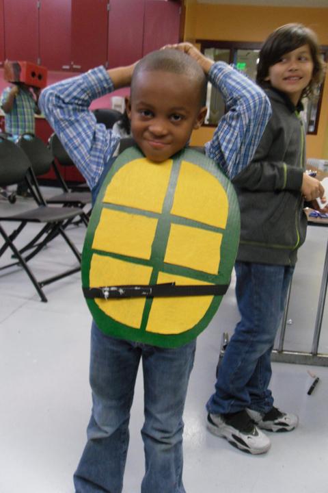Costumes - Elementary School