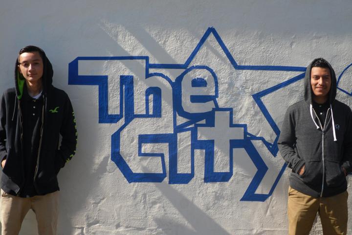 Graffiti Tape - High School