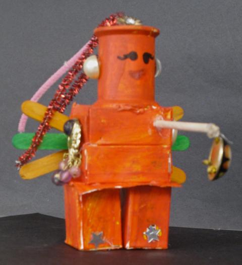Canybox Robot -