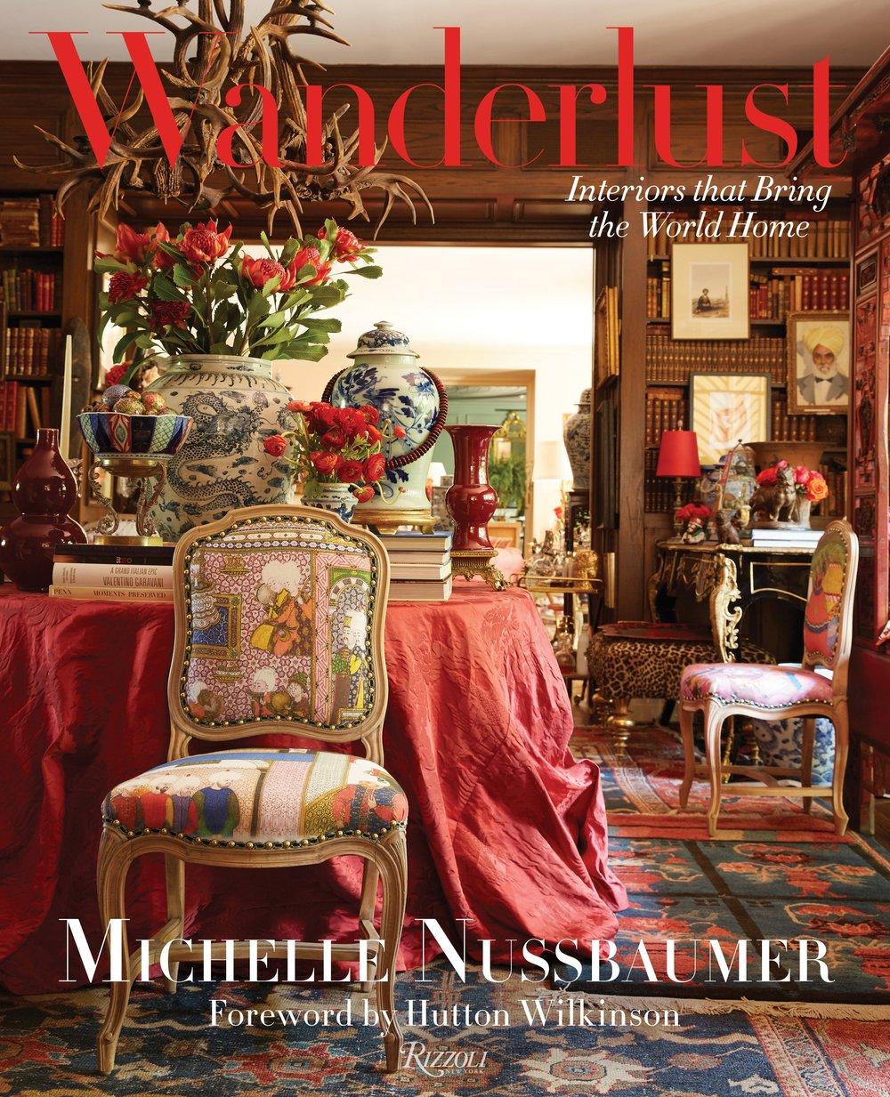 Wanderlust by Michelle Nussbaumer